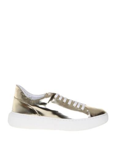 Belle Epoque Ayakkabı Altın